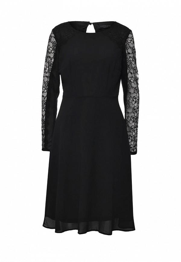 Платье-миди AngelEye London y015530: изображение 1