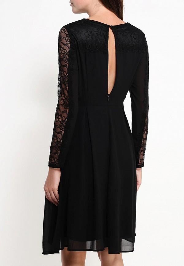 Платье-миди AngelEye London y015530: изображение 4