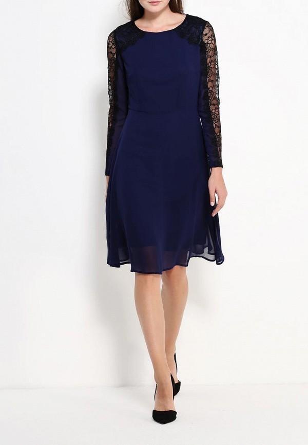 Платье-миди AngelEye London y015530: изображение 2