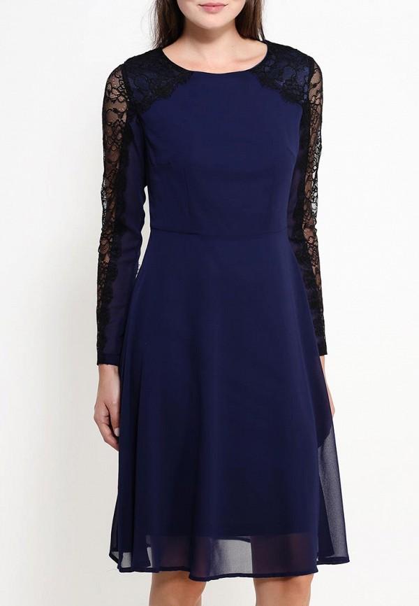 Платье-миди AngelEye London y015530: изображение 3