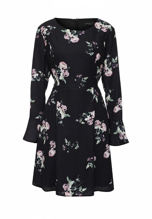 Платье-миди AngelEye London L015741: изображение 1