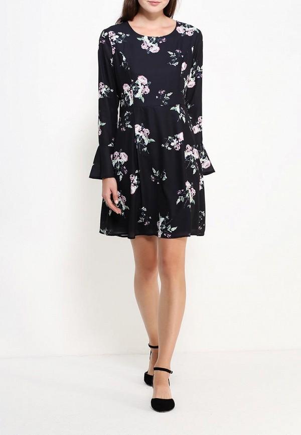 Платье-миди AngelEye London L015741: изображение 2