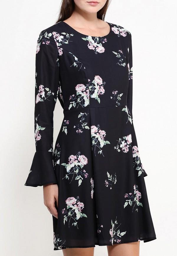 Платье-миди AngelEye London L015741: изображение 3