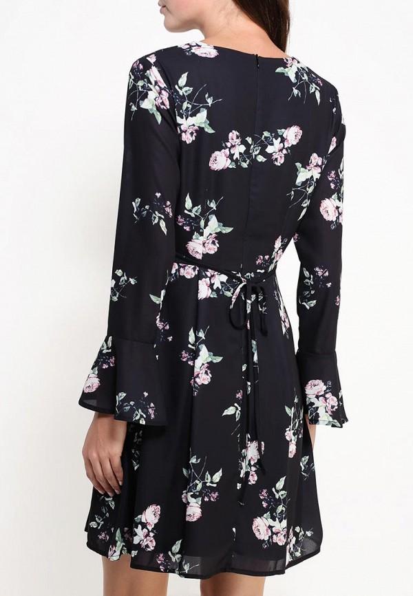Платье-миди AngelEye London L015741: изображение 4