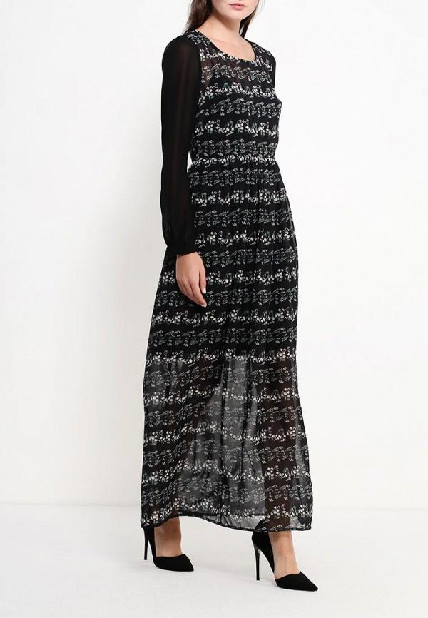 Платье-макси AngelEye London Y015793: изображение 2