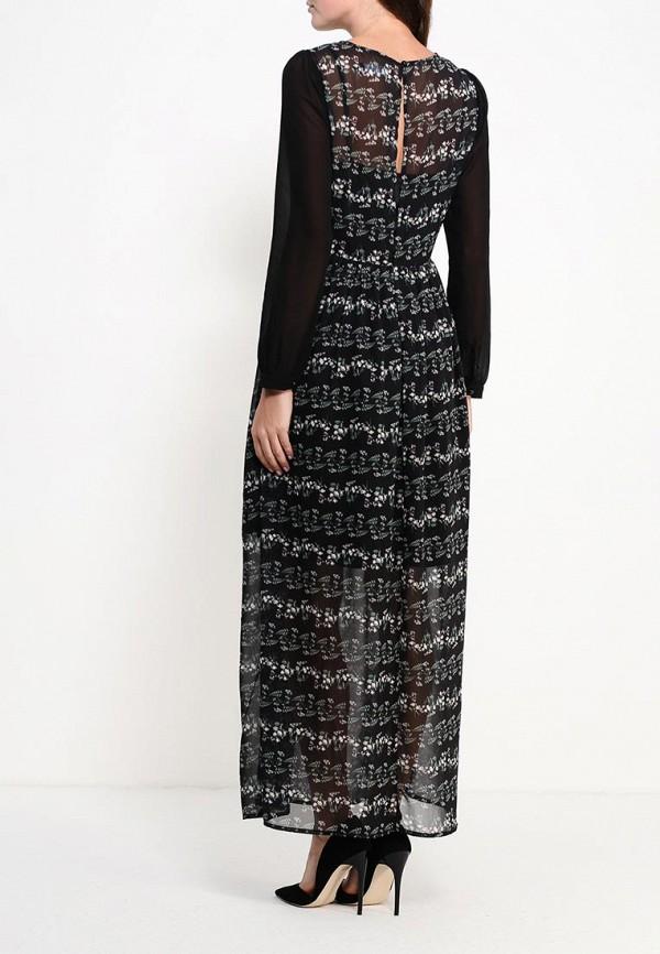 Платье-макси AngelEye London Y015793: изображение 3