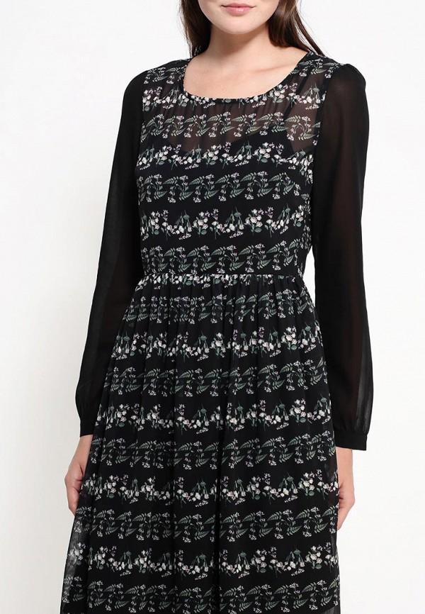 Платье-макси AngelEye London Y015793: изображение 4