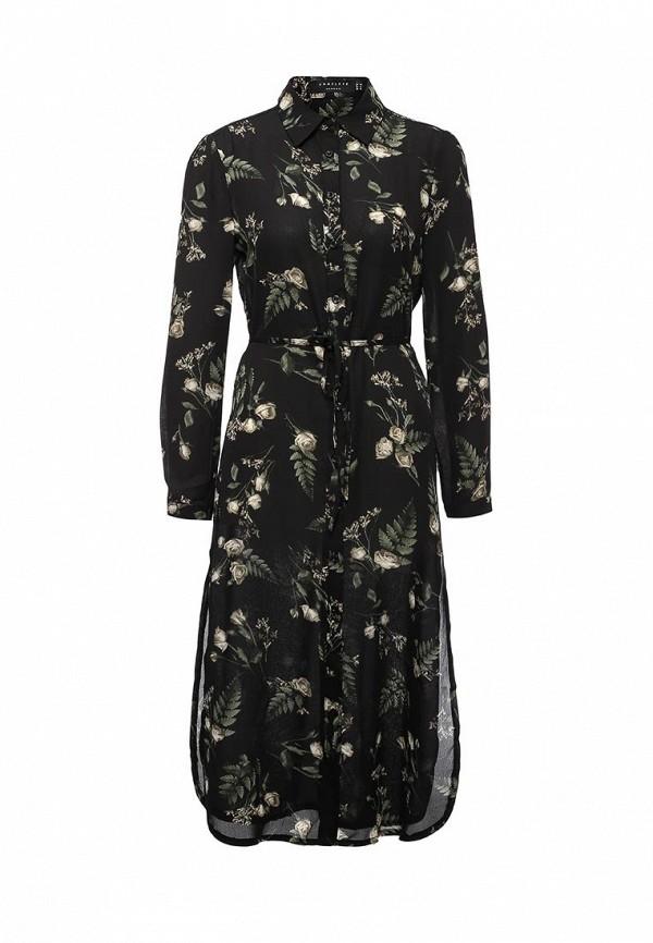 Платье-миди AngelEye London Y015784: изображение 1