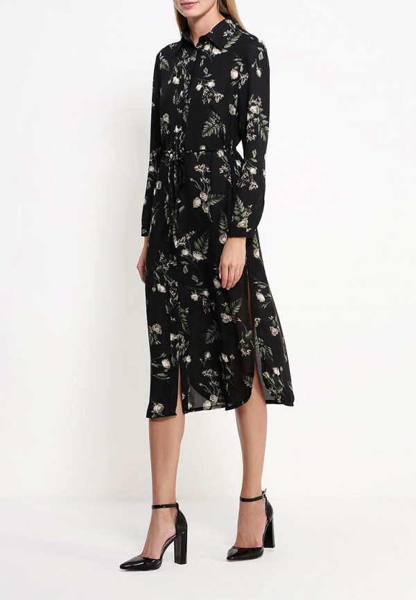 Платье-миди AngelEye London Y015784: изображение 3