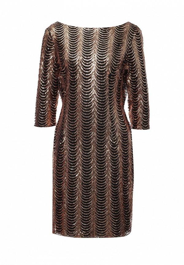 Платье-мини AngelEye London L015718: изображение 1