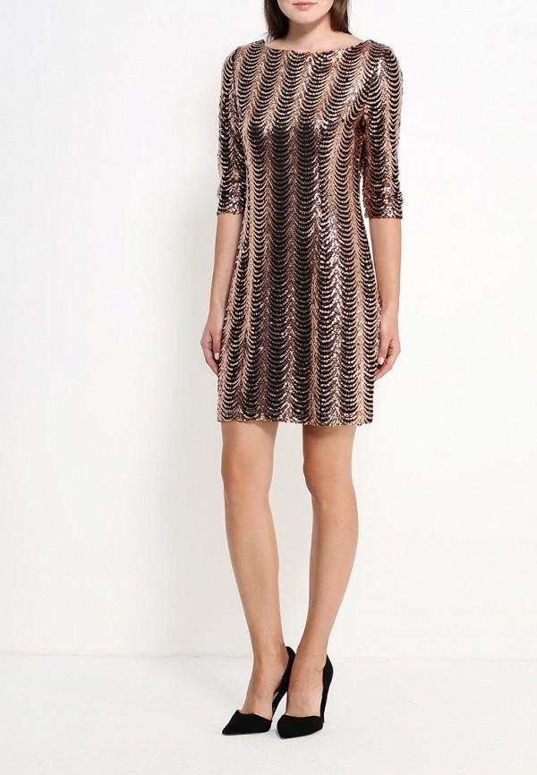 Платье-мини AngelEye London L015718: изображение 2
