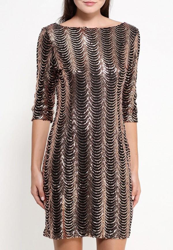 Платье-мини AngelEye London L015718: изображение 3