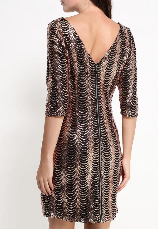 Платье-мини AngelEye London L015718: изображение 4