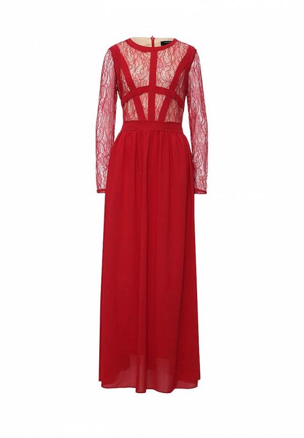 Платье-макси AngelEye London Y015482: изображение 1