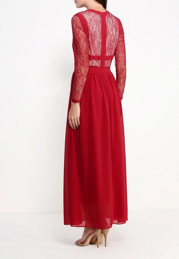 Платье-макси AngelEye London Y015482: изображение 3