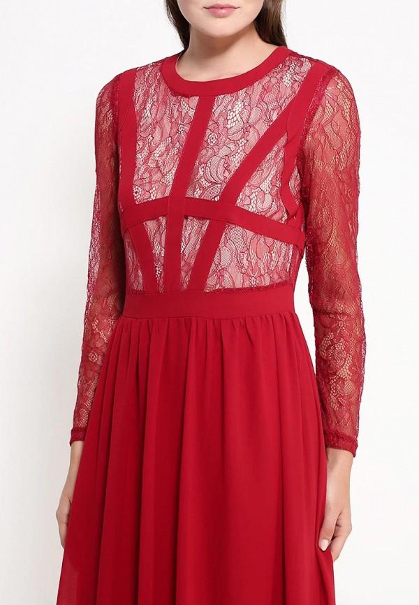 Платье-макси AngelEye London Y015482: изображение 4