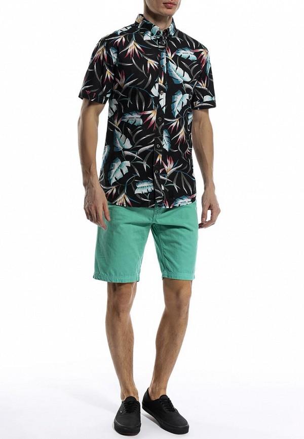 Рубашка с коротким рукавом Anerkjendt 9215003: изображение 3