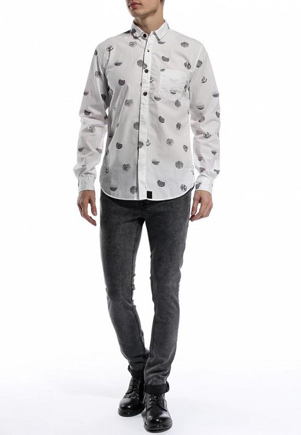 Рубашка с длинным рукавом Anerkjendt 9215009: изображение 3