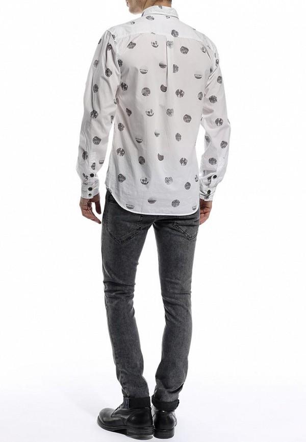 Рубашка с длинным рукавом Anerkjendt 9215009: изображение 4