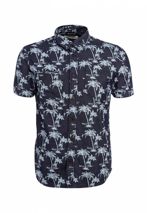 Рубашка с коротким рукавом Anerkjendt 9215038: изображение 1