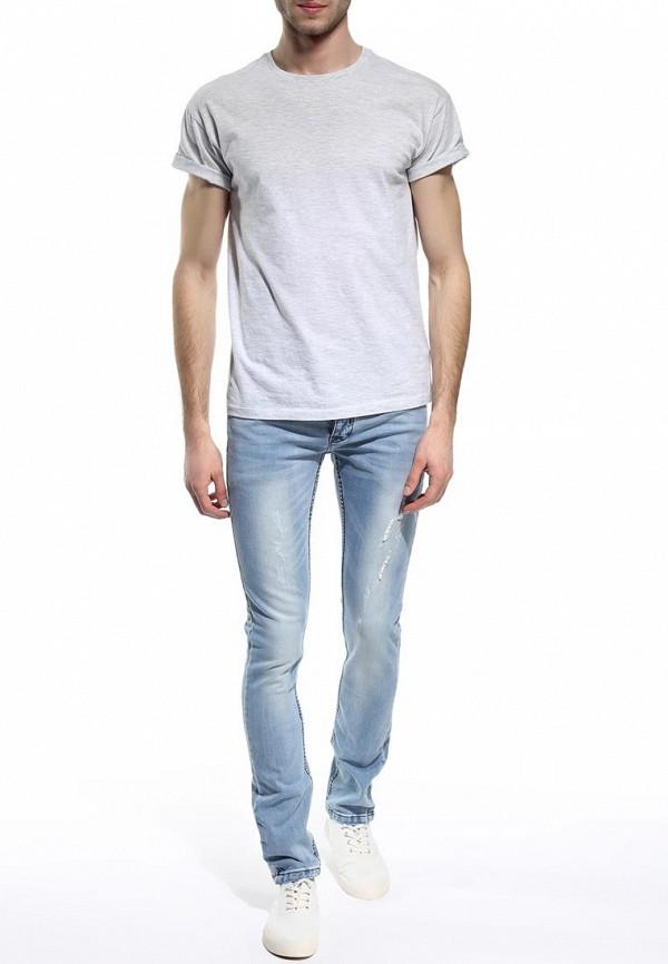 Мужские прямые джинсы Anerkjendt 9215507: изображение 3