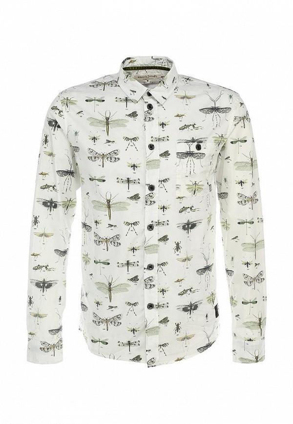Рубашка с длинным рукавом Anerkjendt 9115021: изображение 1