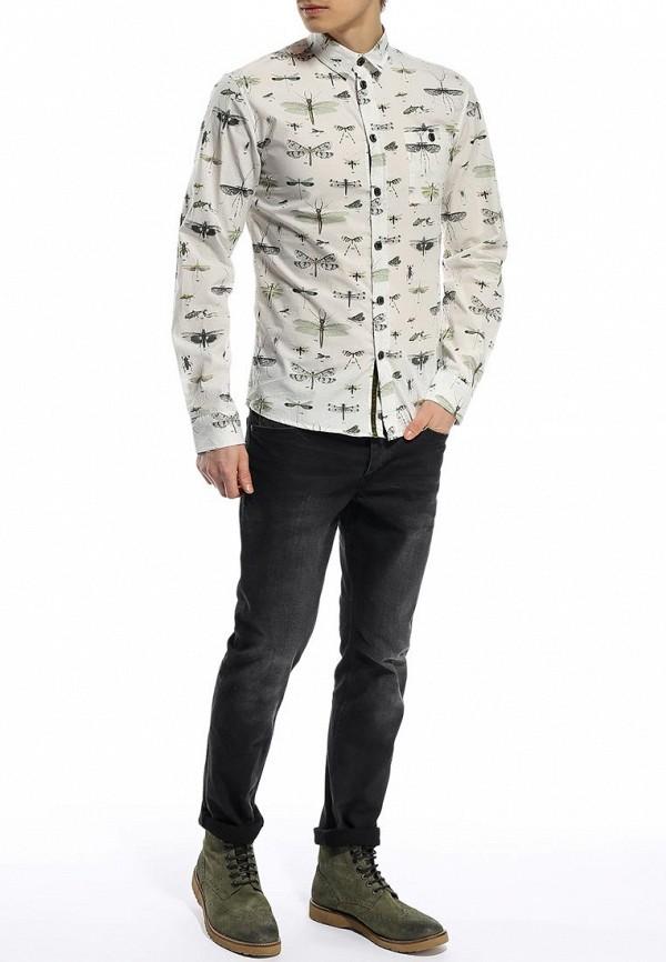 Рубашка с длинным рукавом Anerkjendt 9115021: изображение 3