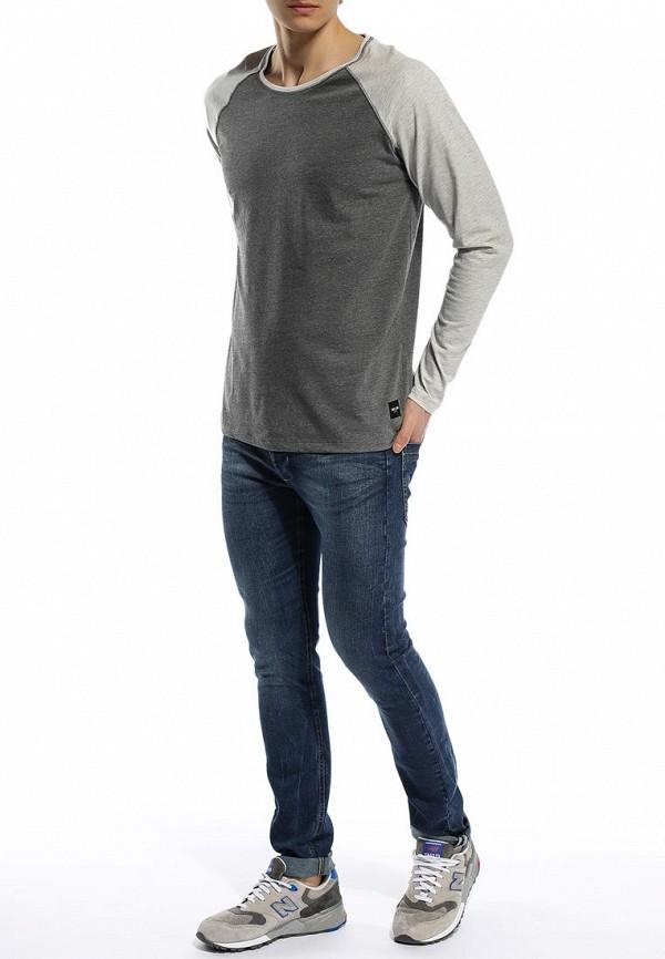 Зауженные джинсы Anerkjendt 9115506: изображение 3