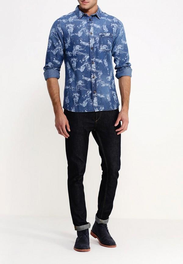 Рубашка с длинным рукавом Anerkjendt 9415019: изображение 3