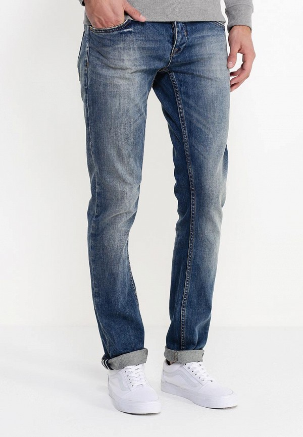 Зауженные джинсы Anerkjendt 9415501: изображение 3