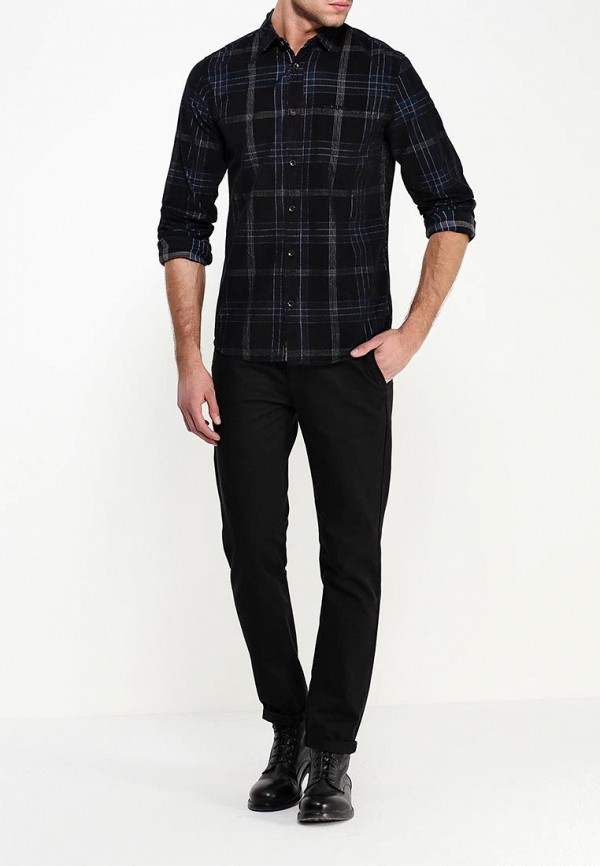 Рубашка с длинным рукавом Anerkjendt 9515002: изображение 2