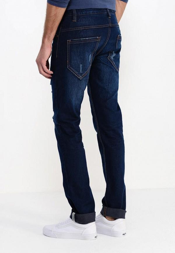 Зауженные джинсы Anerkjendt 9515502: изображение 4