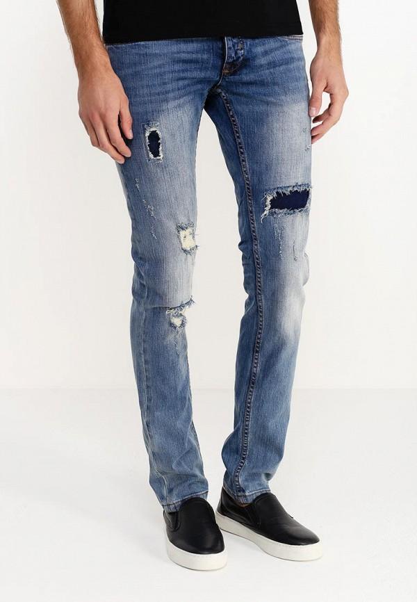 Зауженные джинсы Anerkjendt 9515504: изображение 3