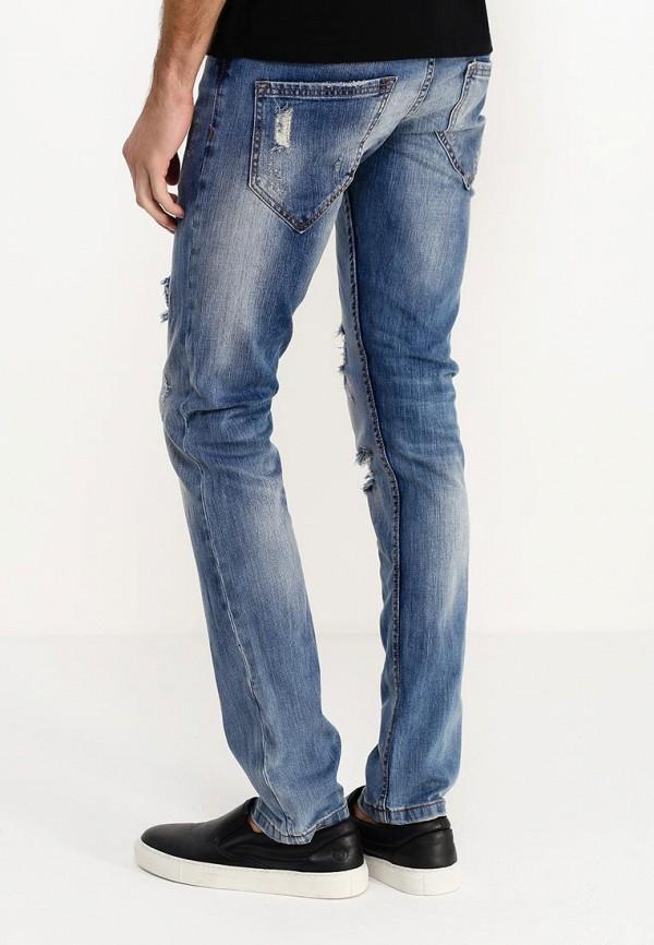 Зауженные джинсы Anerkjendt 9515504: изображение 4