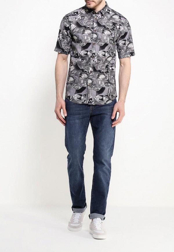 Рубашка с коротким рукавом Anerkjendt 9216017: изображение 2