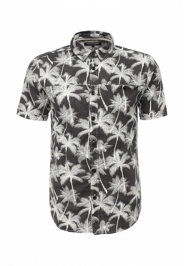 Рубашка с коротким рукавом Anerkjendt 9216024: изображение 1