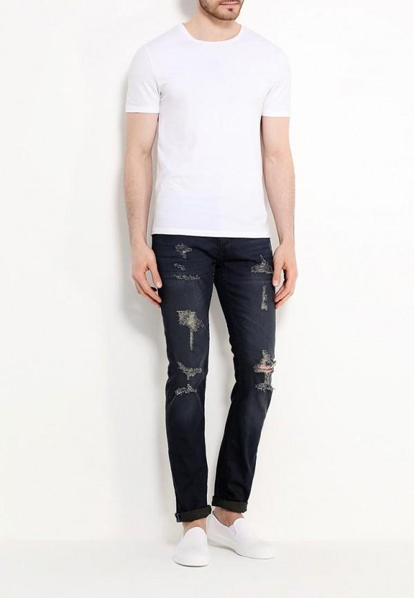 Зауженные джинсы Anerkjendt 9216502: изображение 2