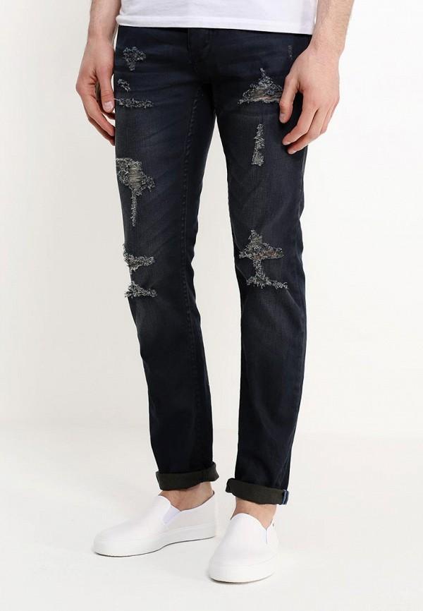 Зауженные джинсы Anerkjendt 9216502: изображение 3