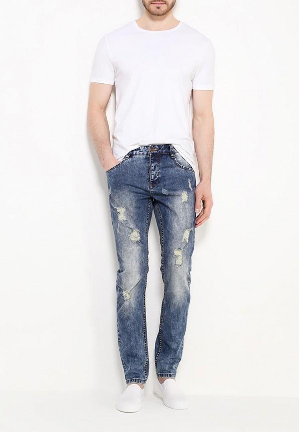 Зауженные джинсы Anerkjendt 9216508: изображение 2