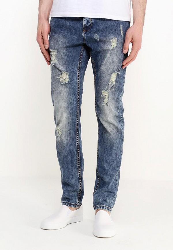 Зауженные джинсы Anerkjendt 9216508: изображение 3