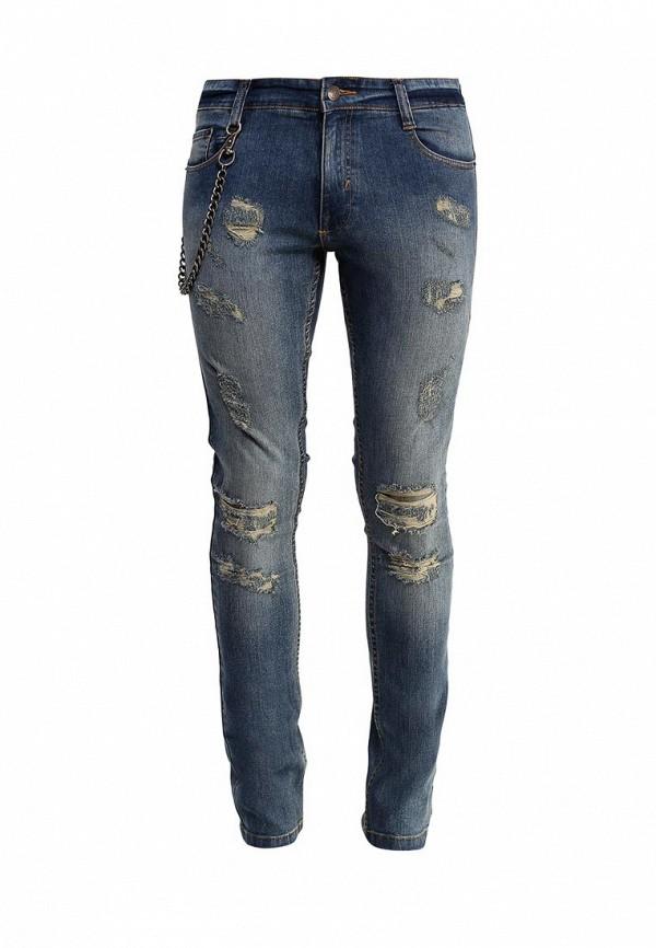 Зауженные джинсы Anerkjendt 9416509: изображение 1
