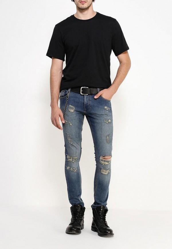 Зауженные джинсы Anerkjendt 9416509: изображение 2