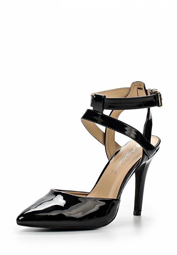 Босоножки на каблуке Anne Michelle F9760AP1: изображение 1