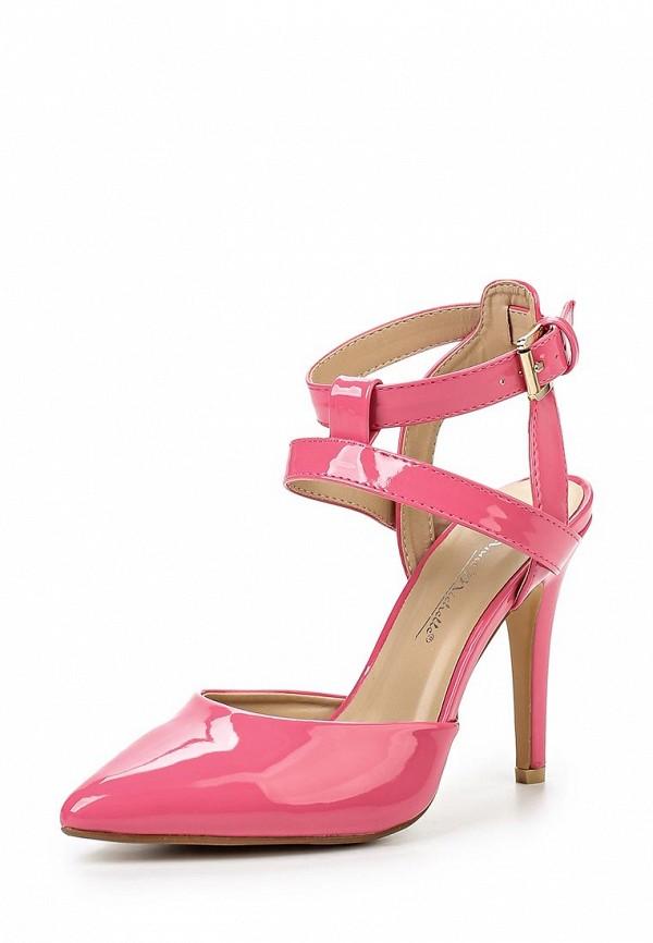 Босоножки на каблуке Anne Michelle F9760JP1