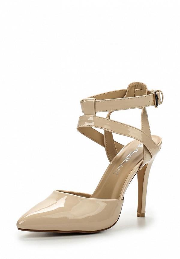Босоножки на каблуке Anne Michelle F9760SP1