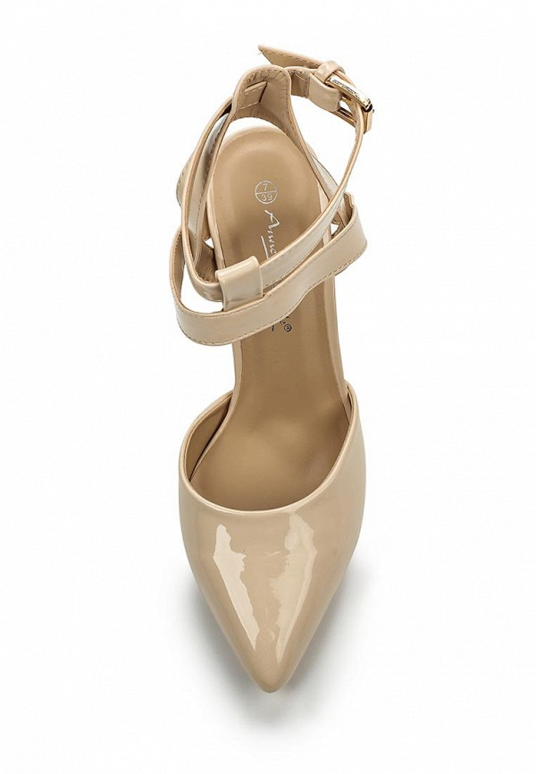 Босоножки на каблуке Anne Michelle F9760SP1: изображение 4