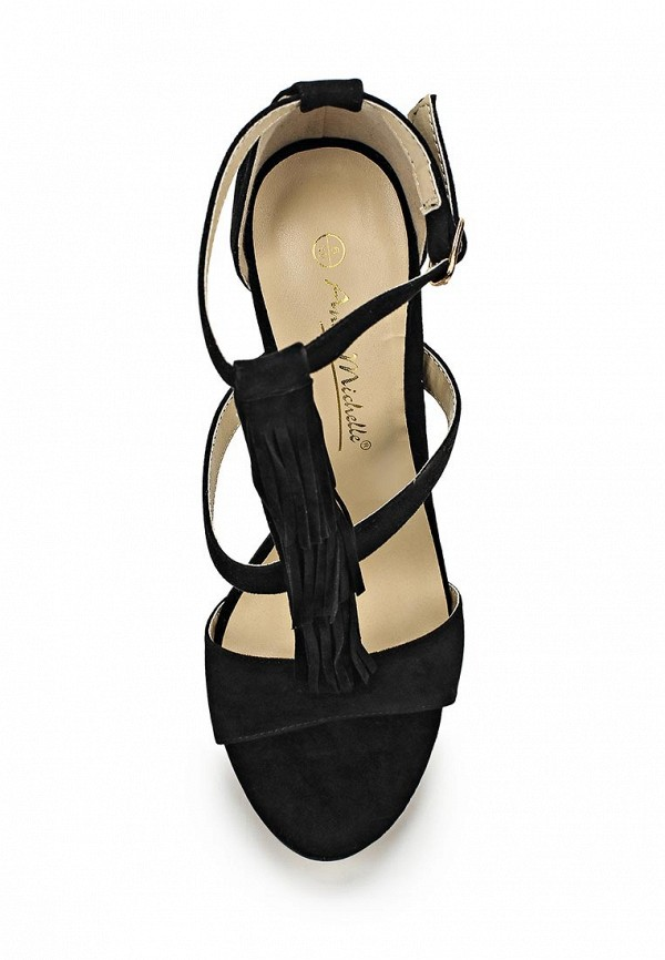 Босоножки на каблуке Anne Michelle F10471AF1: изображение 4