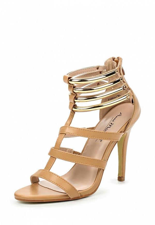 Босоножки на каблуке Anne Michelle F10511EM1: изображение 1