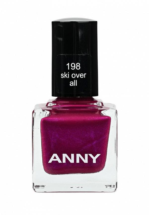 Лак Anny для ногтей тон 198