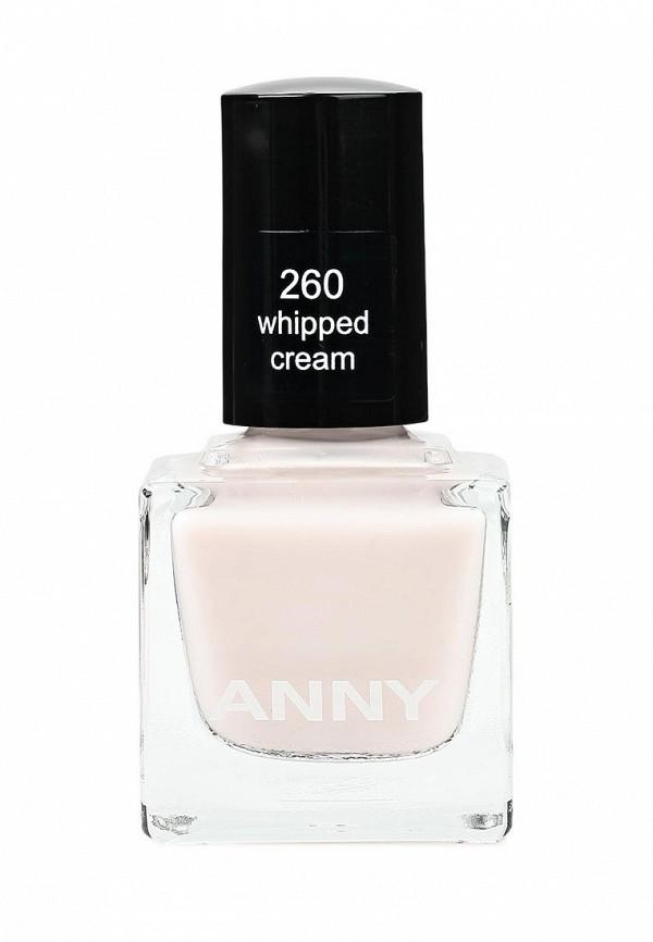 Лак Anny для ногтей тон 260